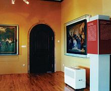 увлажнители Brune для музеев